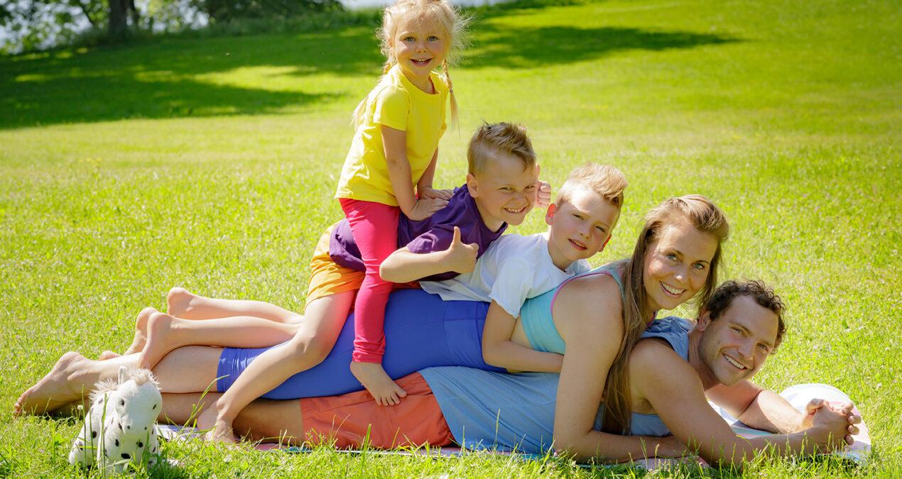 Joga dla dzieci to coś więcej niż tylko ćwiczenia…